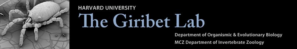 Giribet Lab